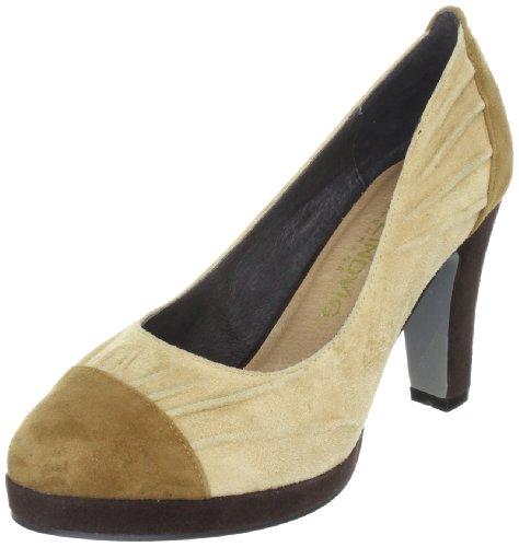 Mujer Vestir Para Lindvig De Lise Beige Zapatos beige beige Cuero Renée 12118715 8x4pX