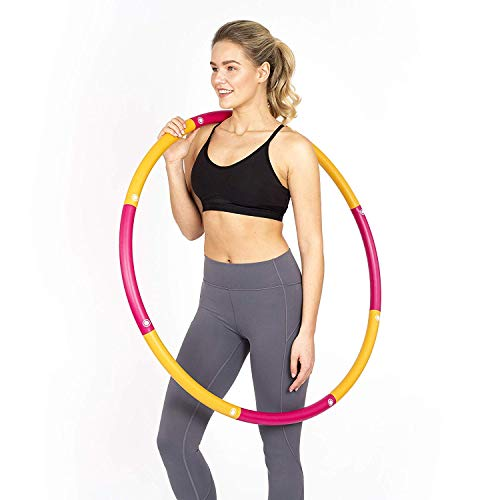 HEALTHYMODELLIFE Exercise Fitness Hoop