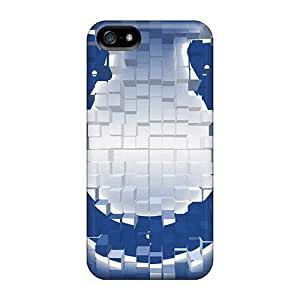 Shock-dirt Proof Indianapolis Colts Case Cover For Iphone 5/5s by lolosakes
