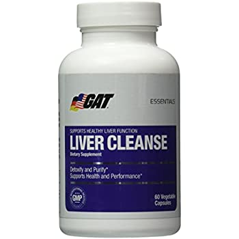 GAT Liver Cleanse Multivitamin, 60 Count