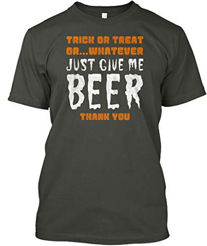 Trick or Treat or…Whatever, just give me Beer (Thank You) -