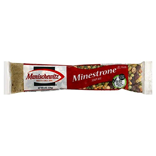 Manischewitz Minestrone Soup Mix 6.0 OZ(Pack of 2)