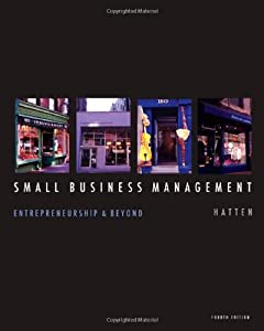 Small Business Management: Entrepreneurship and Beyond from Cengage Learning