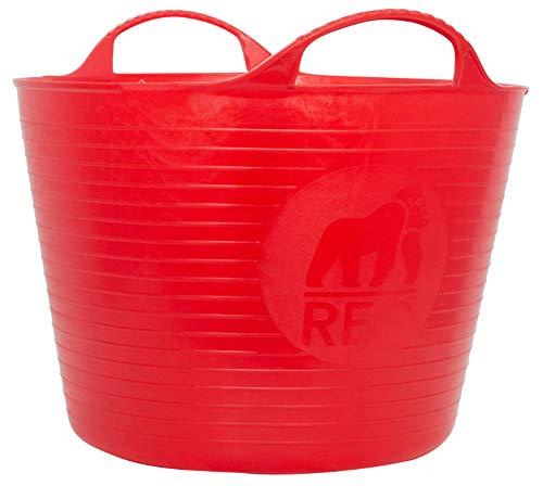 Tubtrugs Small 10 Tub, 3.5 Gallon, Red ()