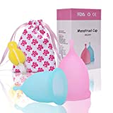 JDiction Menstrual Cup Authentic Original Cups