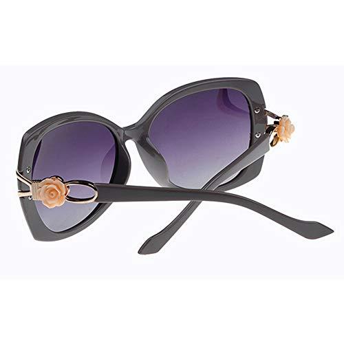 Plage Ultra UV400 Gris Soleil élégantes Les d'été légères Protection Jaune Lunettes Femmes de Femmes de Vacances Wenjack Couleur Conduite Opq1Ew1