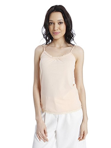VERO MODA Women's Body Blouse Top (10132033_Peach Pink_L)-SPL