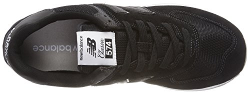 Noir Ml574v2 New Eta Black Balance Homme Black Baskets waw7xqI