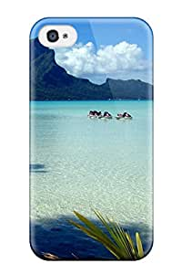 Everett L. Carrasquillo's Shop 7932865K32777866 Waterdrop Snap-on Bora Bora Case For Iphone 4/4s