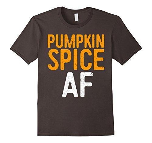 Mens Pumpkin Spice AF T-Shirt Large - Ideas Costume Girls Spice