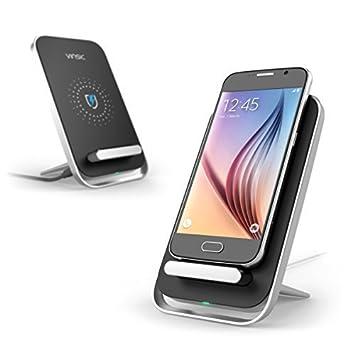 Cargador Inalámbrico, Vinsic® Wireless Pad de Carga para Samsung Galaxy Note 5/S6/S6 Edge/S6 Edge+, Nexus 6, Nokia Lumia 950xl/950, MOTO Droid Maxx, ...