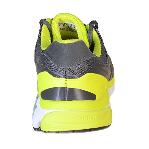Adidas Nova Stability M Laufschuhe Grau Leder Textil B44313 Grau