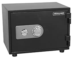 Honeywell 2103 Steel Fire and Security Safe 0.61 Cubic Feet