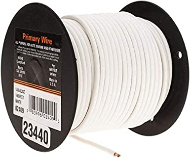 Eastpenn Automotive Wire Plastic Insulated Single Conductor Wire