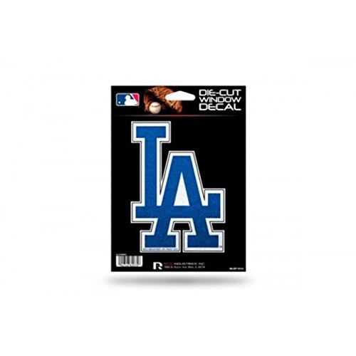 Rico Industries 9474682075 Los Angeles Dodgers Bling Die-Cut ()