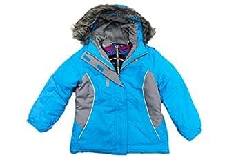 Amazon.com: ZeroXposur Girls' Systems Coat 3 in 1 (Medium