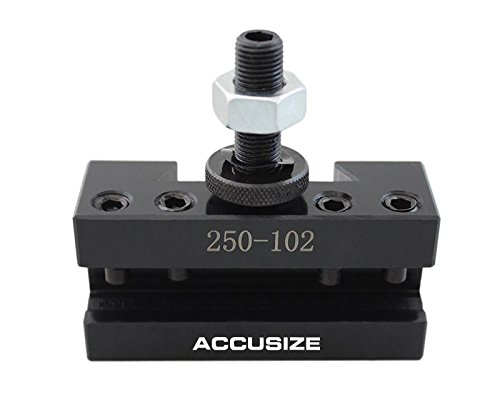 Accusize Tools - AXA Boring Turning and Facing Holder, Quick Change Tool Holder, 0250-0102 by Accusize Industrial Tools
