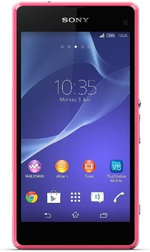 Sony Xperia Z1 Compact - Smartphone Libre Android (Pantalla 4.3 ...
