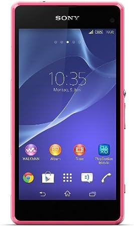 Sony Xperia Z1 Compact - Smartphone Libre Android (Pantalla 4.3