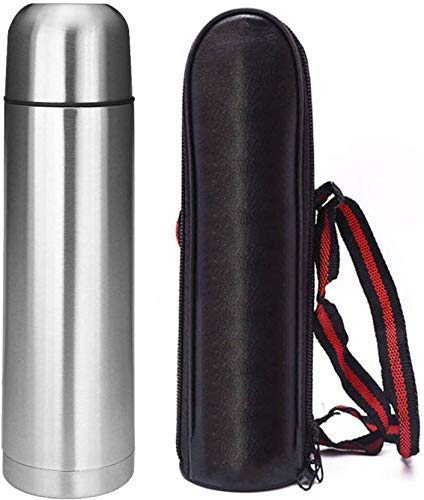 23fa73f05 Buy NV MART Mega Dallar Stainless Steel Thermosteel Flask Bottle with Plain  Lid