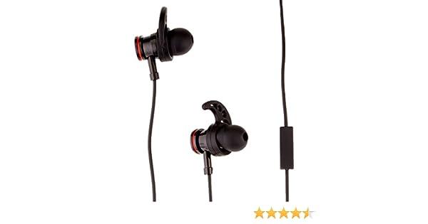 Xtraem Auriculares Bluetooth, Auriculares inalámbricos, Sonido de Alta fidelidad, diseño ergonómico, Ajuste Seguro, la Funda con Cremallera, con micrófono: Amazon.es: Electrónica