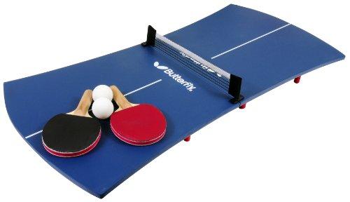 Butterfly - Mesa Mini de Ping Pong para ninos, diseno con Forma Del