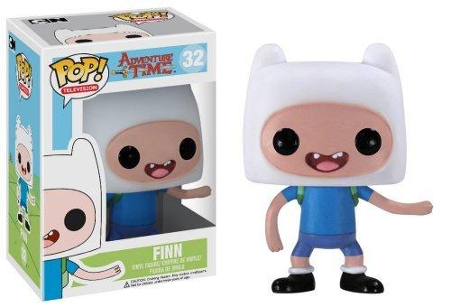 Funko Pop  Vinyl Adventure Time Finn Figure