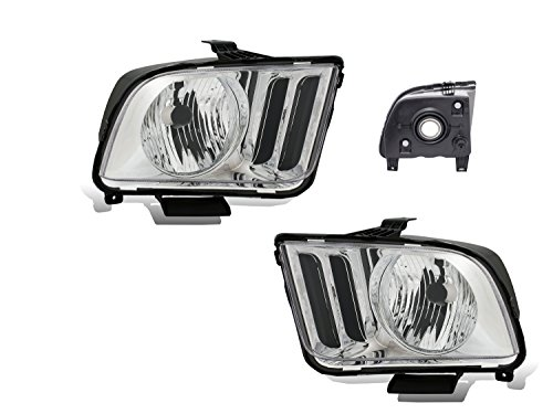 05 mustang headlight assembly - 4