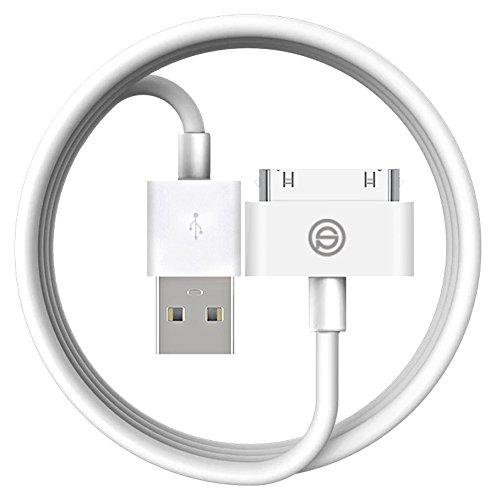 Cable iPhone 4s Cable,OPSO [Apple MFi Certified] 30 pin  MFI