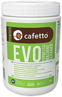 Cafetto Organic Espresso Machine Cleaner - Evo Powder - 1kg