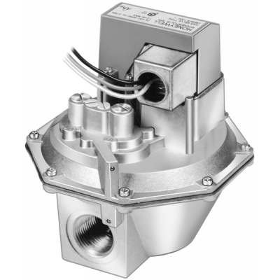 Honeywell, Inc. V4943N1038 1-1/2 inch Diaphragm Gas Valve, 120 Vac