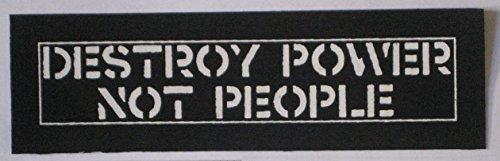 Crass Anarchy Patch