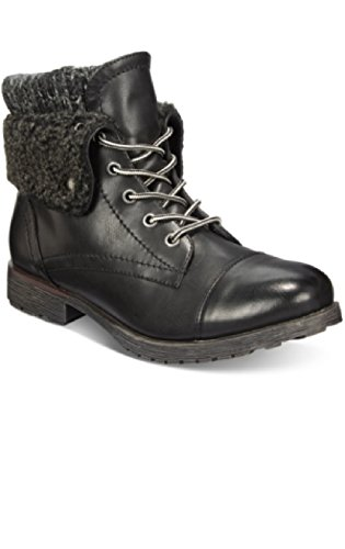 ROCK & CANDY Womens SprayPaint-H Closed Toe Fashion Boots...