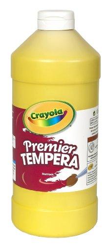 Crayola 54 1232 034 Premier Tempera 32 oz