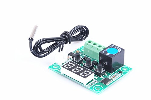 12v thermostat switch for fan - 2