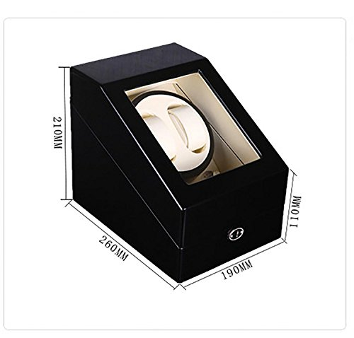 KAIHE-BOX Automatic Watch Winder Winder sstorages box Display Box Case Quiet Mabuchi Motors WB6935 , #10 by KAIHE-BOX (Image #3)
