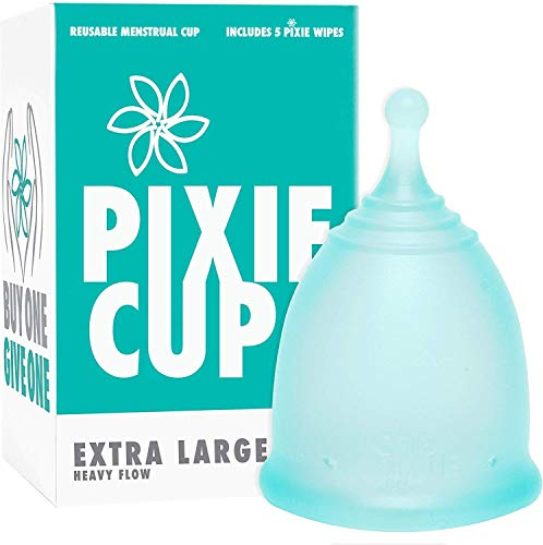 Pixie Menstrual Cup Ranked