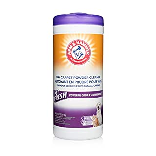 Arm & Hammer Pet Fresh Formula Dry Carpet Cleaner, 18 Ounces