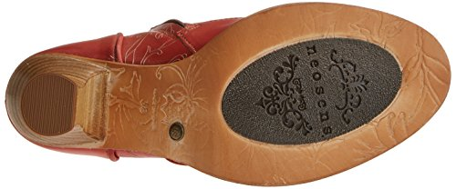 Rouge rococo S846 Classiques Femme Neosens ginger Skin Restored Bottes Ginger qHqI8d