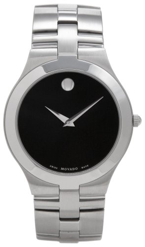 Movado Men s 605023 Juro Stainless-Steel Watch