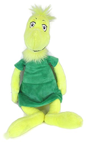 Dr. Seuss Oh The Thinks You Can Think Plush