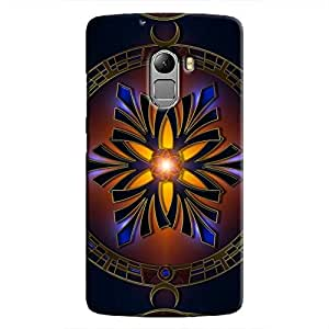Cover It Up - Mystic star K4 Note Hard case