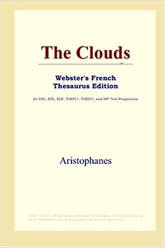 Clouds Aristophanes Pdf