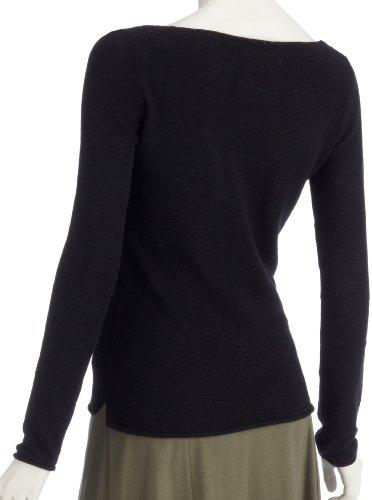 Blaumax Fedder - Jersey para mujer Negro