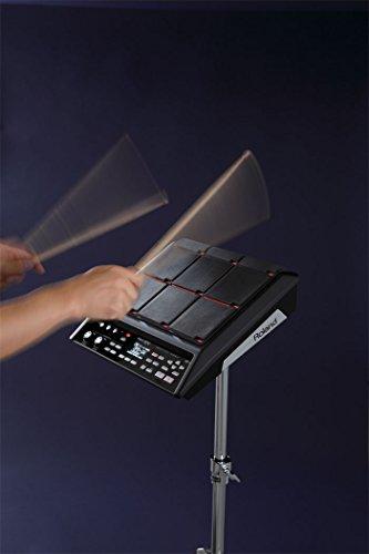 Roland Percussion Sampling Pad with 4GB Internal Memory, black (SPD-SX)