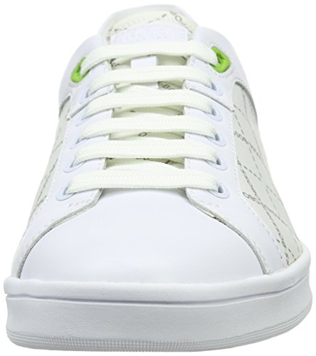 BOSS Athleisure Herren Rayadv_Tenn_nypr 10191433 01 Low-Top Weiß (White 100)