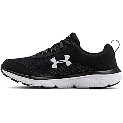 Under Armour Women's Charged Assert 8-Wide Running Shoe