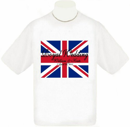 Royal Wedding William and Kate T-Shirt Kate Royal Wedding T-shirt