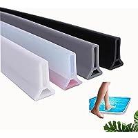 Tira impermeable de sellado de mampara de ducha, tira impermeable de silicona/sistema de fijación de parada de agua…
