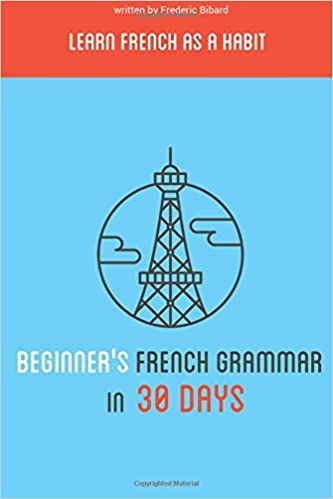 30 book days french learn in
